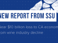 New Report from SSU Shows  $9.6 Billion Loss to CA Economy from Wine Industry Decline