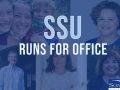Sonoma State University runs for office