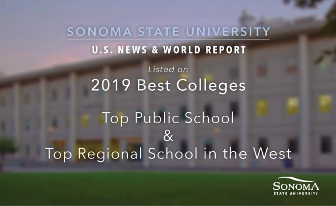 2019 Best Colleges - U.S. News and World Report