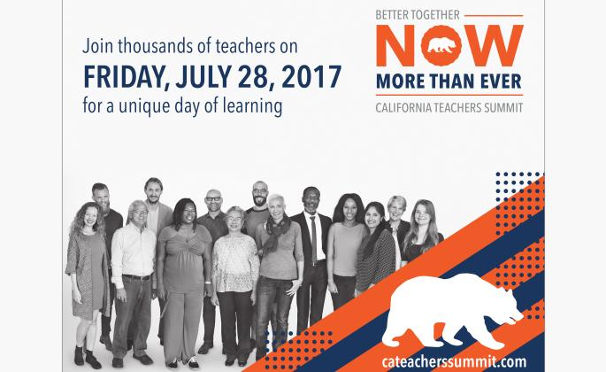 Better Together Teacher Summit