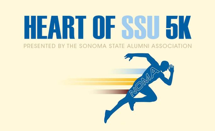 heart of ssu 5k flyer