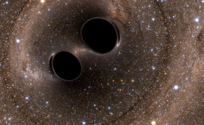 Gravitational waves detected from the merging of two black holes