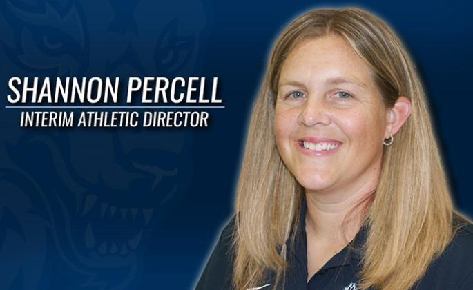 Shannon Percell, Interim Athletic Director