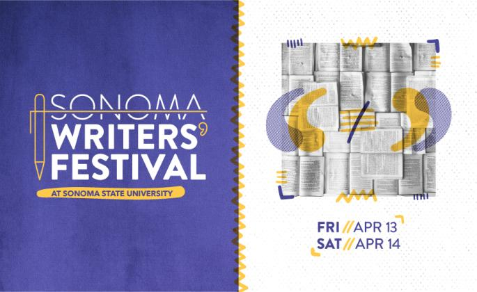 Sonoma Writers Festival, April 13-14
