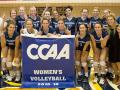 volleyball ccaa champs