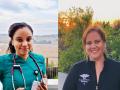 Sonoma State nursing students