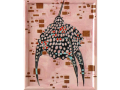 Radiolaria Pterocanium by Holly Sumner