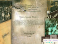 Collage of artifacts of Stevenson Hall time capsule