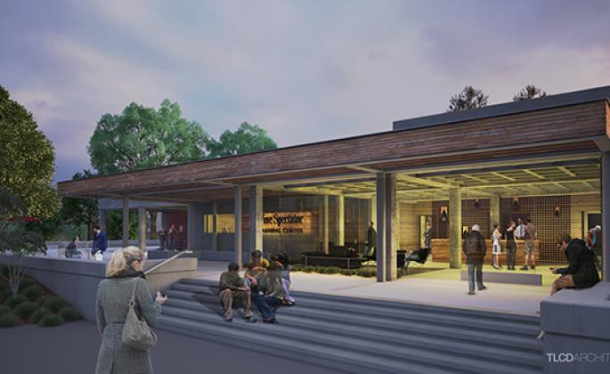 Wine Spectator Learning Center Concept art