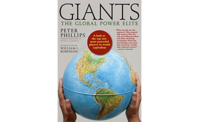 "Peter Phillips ""Giants: The Global Power Elite"""